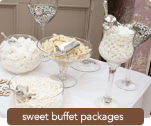 See our Sweet Buffet Packages